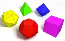 The tale of Platonic Solids