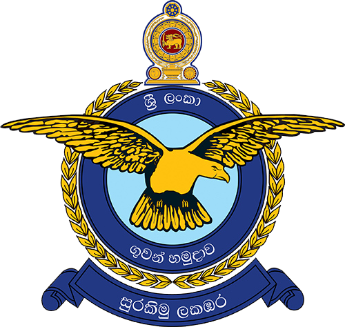Logo of Air Force Sri Lanka