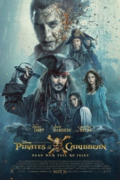 Pirates of the Caribbean: Salazar's Revenge Movie Review