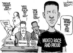 Is there a solid reason to ask Americans about their racial and ethnic identities?
