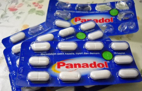 Panadol may not be your best option against hangover