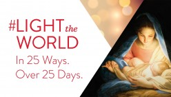 Light the World -December 1, 2017