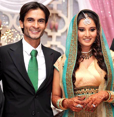 Sania Mirza wedding pic