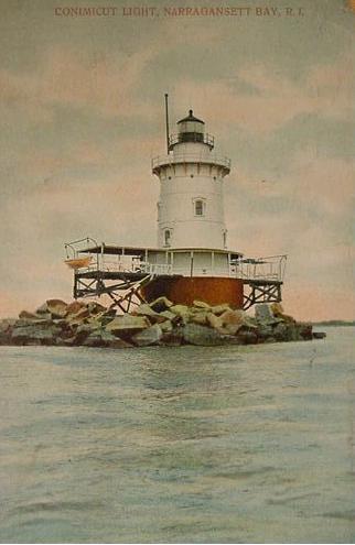 Conimicut Light, Conimicut Point, RI