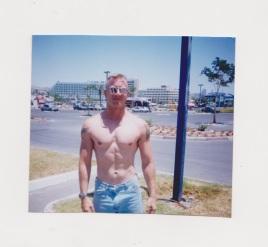 Me twenty years ago, Age 29.