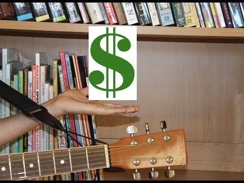 Make Money Playing Guitar?