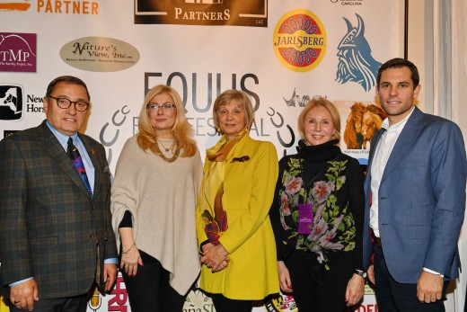 Filmmaker Hanna Ceglinska-Lesnodorska made the trip from Poland and the Polish Ambassador, His Excellency Piotr Wilczek, and the Polish Honorary Consul, Mr. Tomasz Skotnicki, were there to watch her heartwarming film, BASK: The Revelation of America.