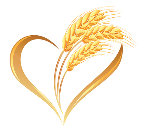 Symbolism of Wheat - Charity and Love