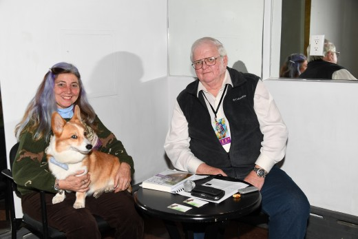 Wayne Williams of Speaking of Horses interviewing book author Sally Morgan, author of Dances of the Heart Connecting with Animals