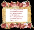 God Rejoices Over You