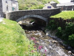 Photographs From Around Cornwall: Boscastle