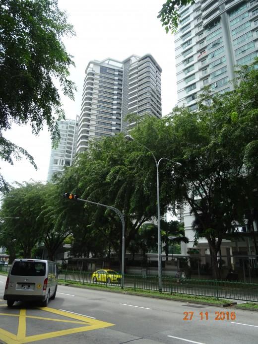 Our destination - Newton Road