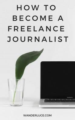 Freelance Jurno