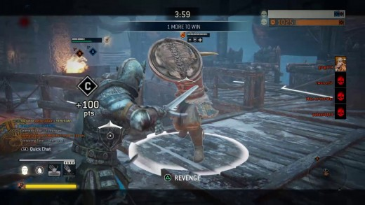 (Image - For Honor screenshot from in-game) - Epic battling amongst warriors