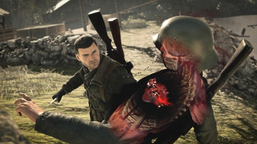 (Image - Sniper Elite 4 screenshot from in-game) - as a sharpshooter, it's always personal