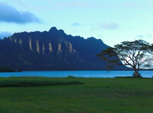 Personal photo taken in Hawaii REK