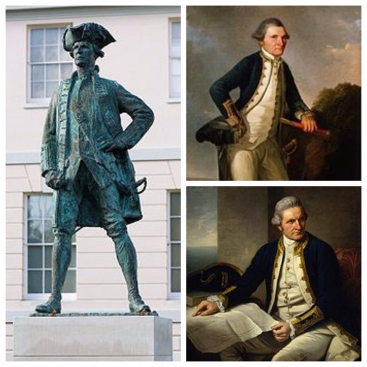 Captain James Cook - British Explorer