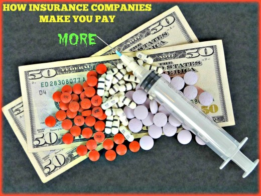 Tricks health insurers use to milk the public for money!