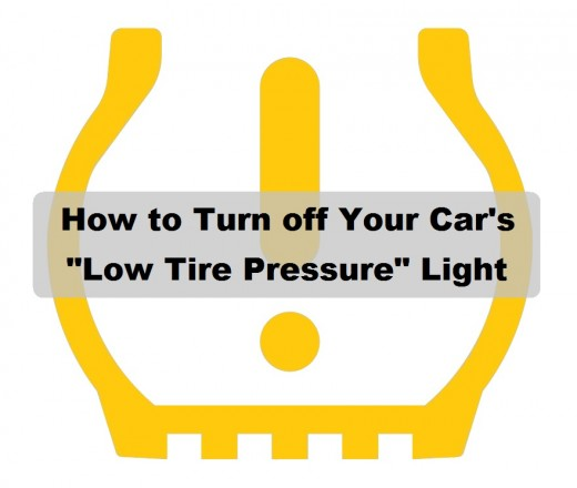 Awesome The Low Tire Pressure Light ...