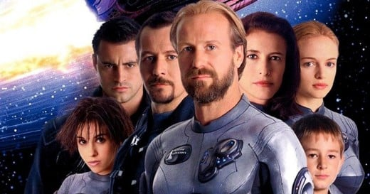 Lost in Space (1998) Film