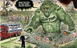 Physicians Heal Thyselves/The Deep State….