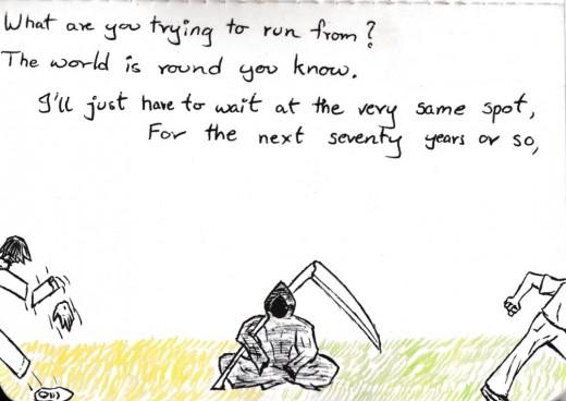 Kage Doodles [ Grim Tag ]