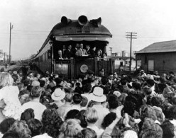 Presidential Visits to LeFlore County