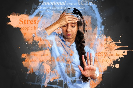 Panic attacks can come with a multitude of anxiety symptoms.