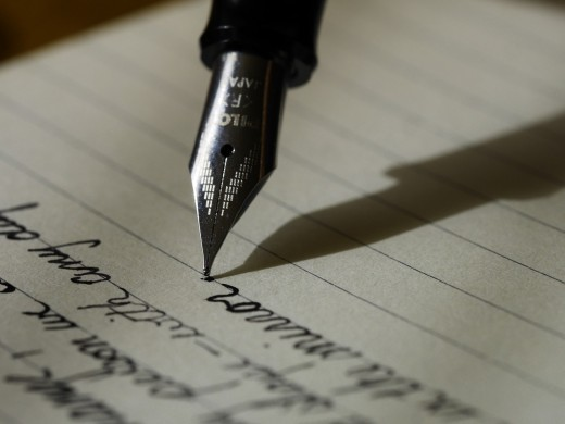 Write out your thoughts and anxieties.