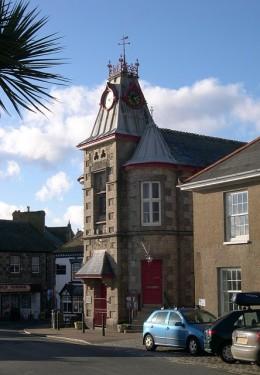 Marazion's Town Hall