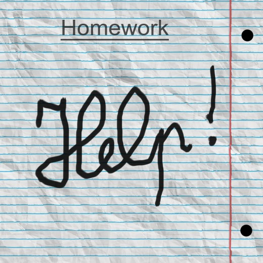 We  should help our children with their homework!