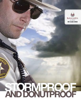 Weather Proof Uniform Picture. Courtesy - www.technicaltextiles.net