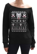 Gothmas: Dark and Alternative  Christmas Jumpers