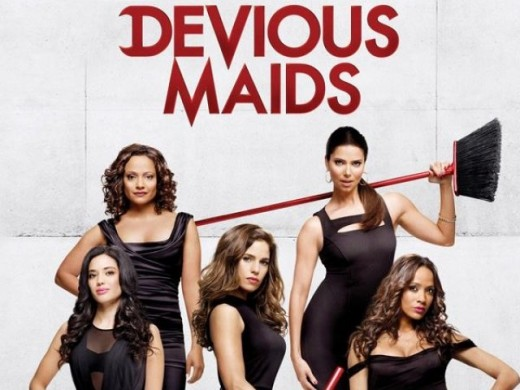 A Devious Maids Poster I have watched all seasons online