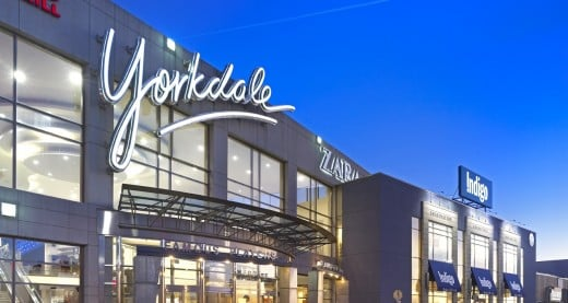 This is Yorkdale mall check it out if you are ever in Toronto