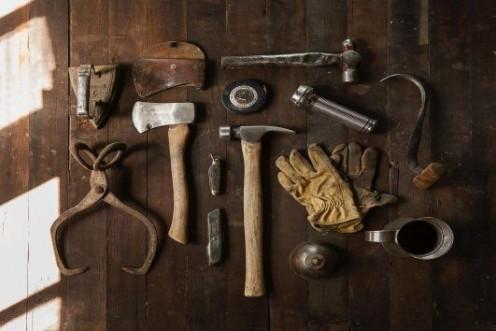 Vintage Carpenter Tools (Business)