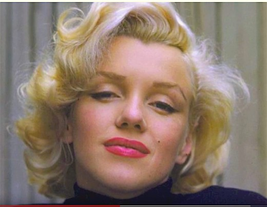 Locked up in a psych ward against her will, Marilyn Monroe's former husband Joe DiMaggio came to her rescue.