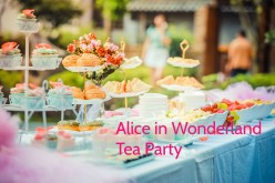 Alice in Wonderland Party Ideas Using Products you Already Own
