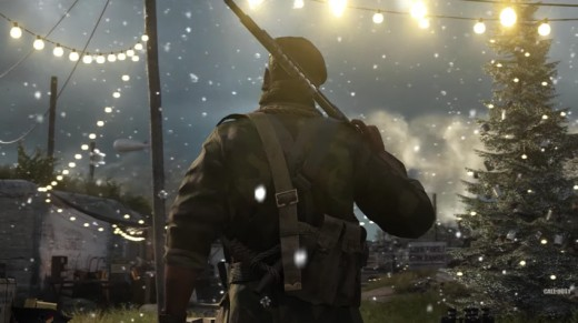 "Another winter, another Christmas, another Call of Duty, another Call of Duty winter seasonal event - this time around, ""Winter Siege"", running over the festive season of December on Call of Duty: WWII multiplayer, including all new 2XP playlists"