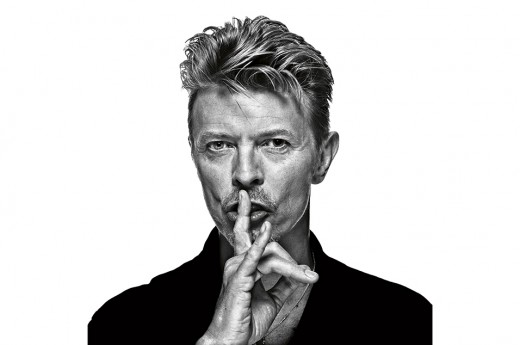 I will not keep our Lefty secrets safe anymore, Mr. Bowie, you glam rock pioneer, you.