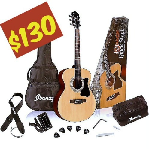 Get Your Ibanez Bundle