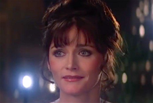 Margot Kidder in Superman.