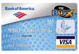 Visa Buxx is one example of a prepaid credit card for teens