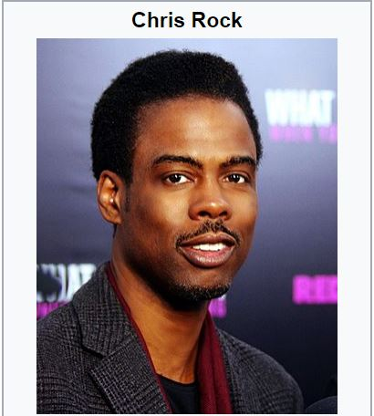 """I have my own demons and dark moods. It's weird.""  Chris Rock"