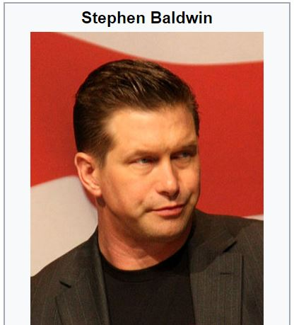 """Demons manifest themselves in different people in different ways. For instance, out of nowhere, somebody can become very angry for no reason. That's not just an emotion. That's a demon."" Stephen Baldwin"