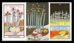 Minor Arcana: Reading the Swords Tarot Suit