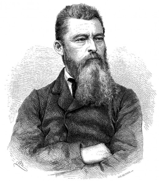 Atheist Philosopher Ludwig Andreas Feuerbach