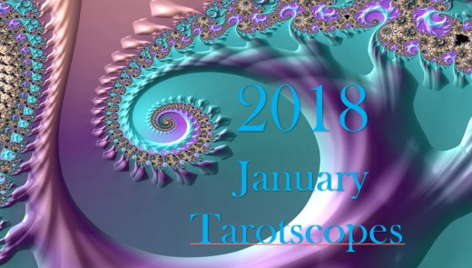 January Tarotscopes 2018-See where your good karma will be coming from