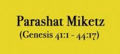 Parashat Mikeitz