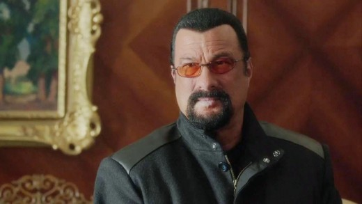The movie serves as a stark reminder of why Seagal's film career ultimately tanked and plunged into straight-to-DVD infamy.